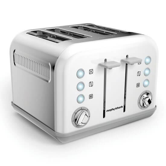 Slicwe Morphy Richards Toaster 4: Morphy Richards 4-slice Toaster