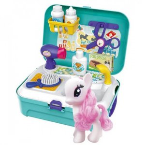 Backpack-Suitcase-Set-Pet-Pony