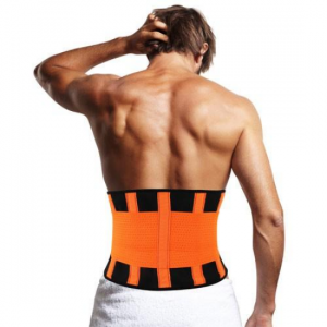 Remedy-Health-Back-Support - Double-Compression-Waist-Wrap