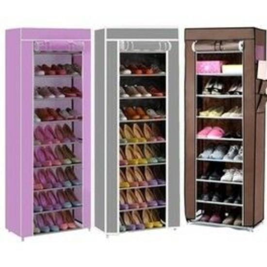 9-Tier-Shoe-Rack-Multi-Colour