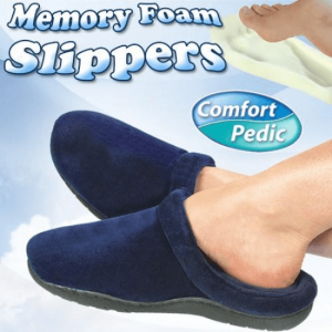 Comfort-Pedic-Gel-Slippers