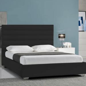 Galaxy-Design-PU-Bed-Queen - black