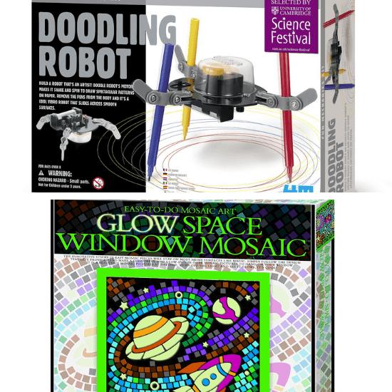 Glow-Window-Mosaic-and-Doodling-Robot-Bundle